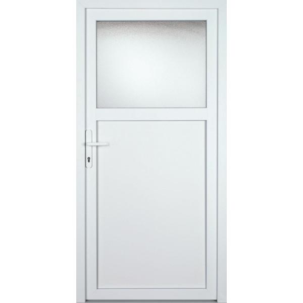 Berühmt Kunststoff Nebeneingangstür · Kellertür · Garagentür · Modell K60 UX29