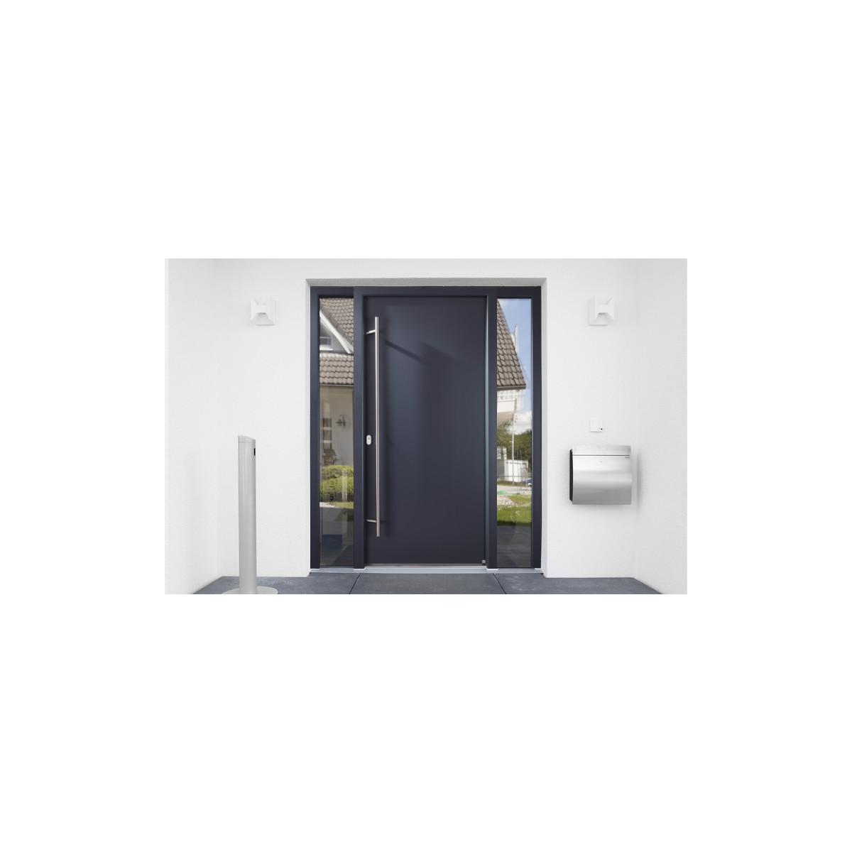 Seitenteil für Aluminium Haustüren der Serie A600S2 Farbe beidse ...