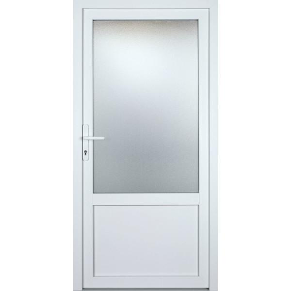 Häufig Nebeneingangstür · Kellertür · Garagentür · Modell K603P (2/3 Gla QM18