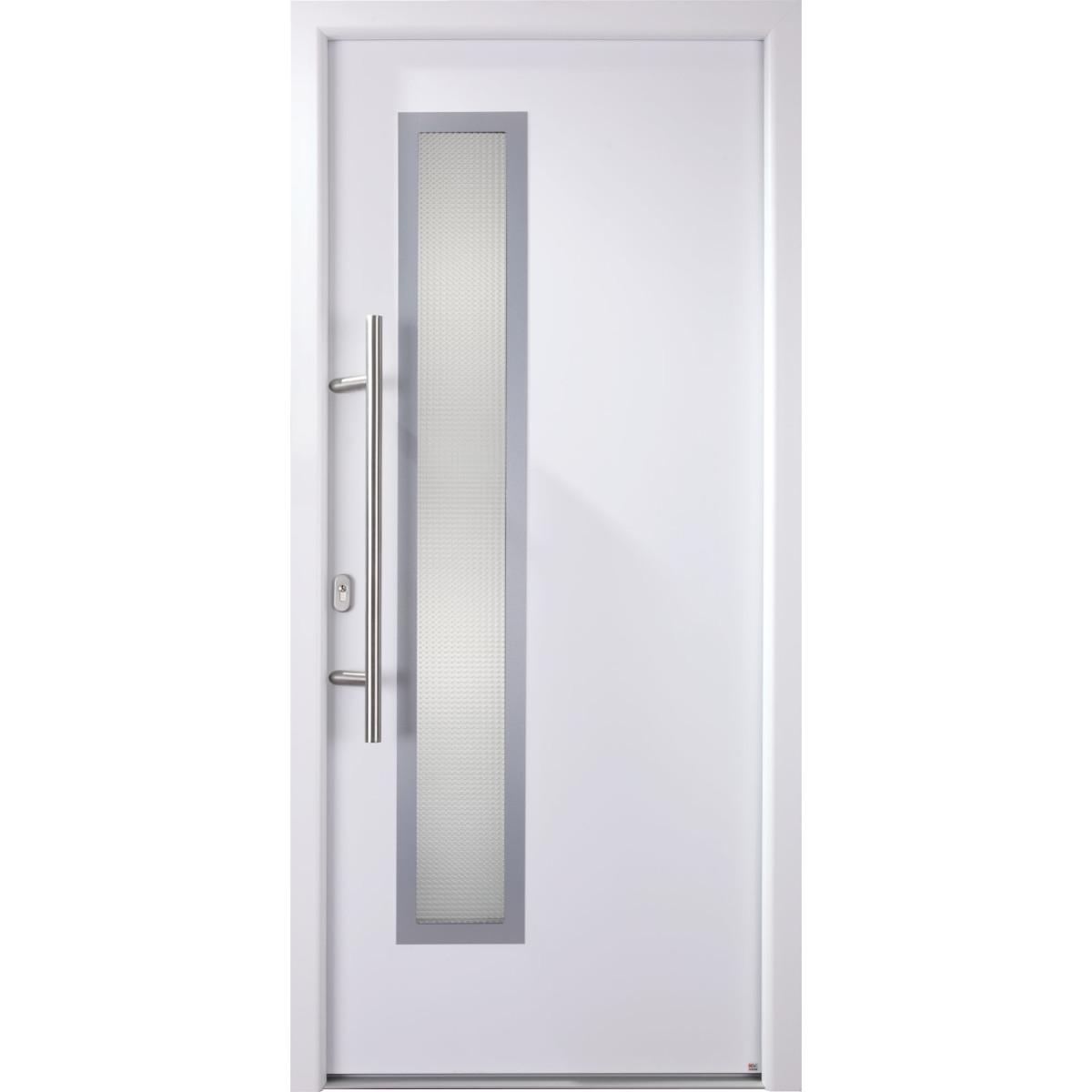 Hochwertige Energiespar Aluminium Haustur Modell Jwc03 Farbe Bei